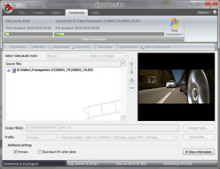 Video Converter :: conversion in progress