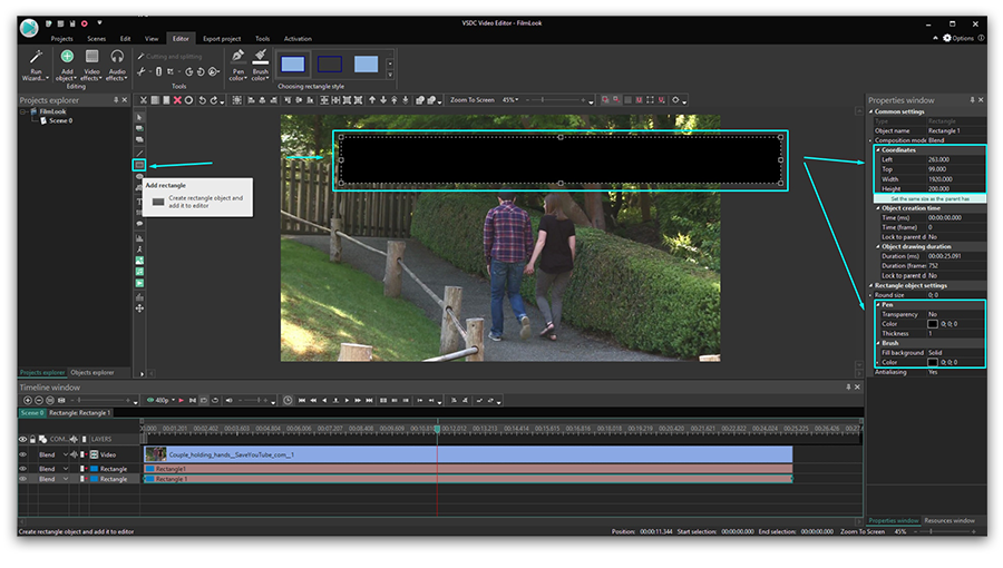 Want to make a video look like film? Here is how to do it