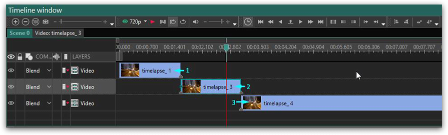 3 ways to quickly split a video file using VSDC Free Video Editor