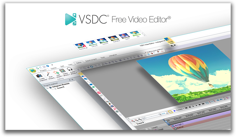 free video editing software microsoft