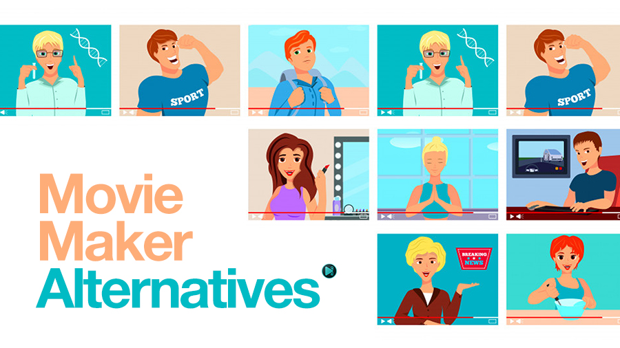 Free windows movie maker alternatives to try