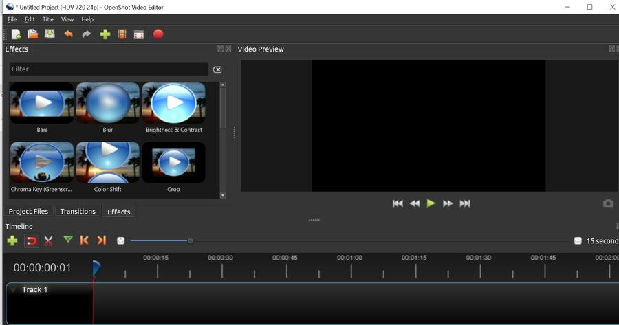 Openshot is a movie maker alternative with a clear, plain interface