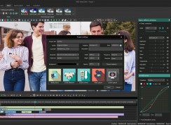 VSDC Free Video Editor :: editing video files