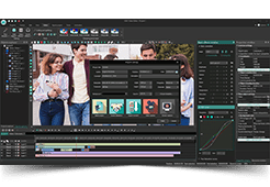 VSDC Free Video Editor :: video files editing