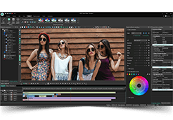 VSDC Free Video Editor :: slideshow creating