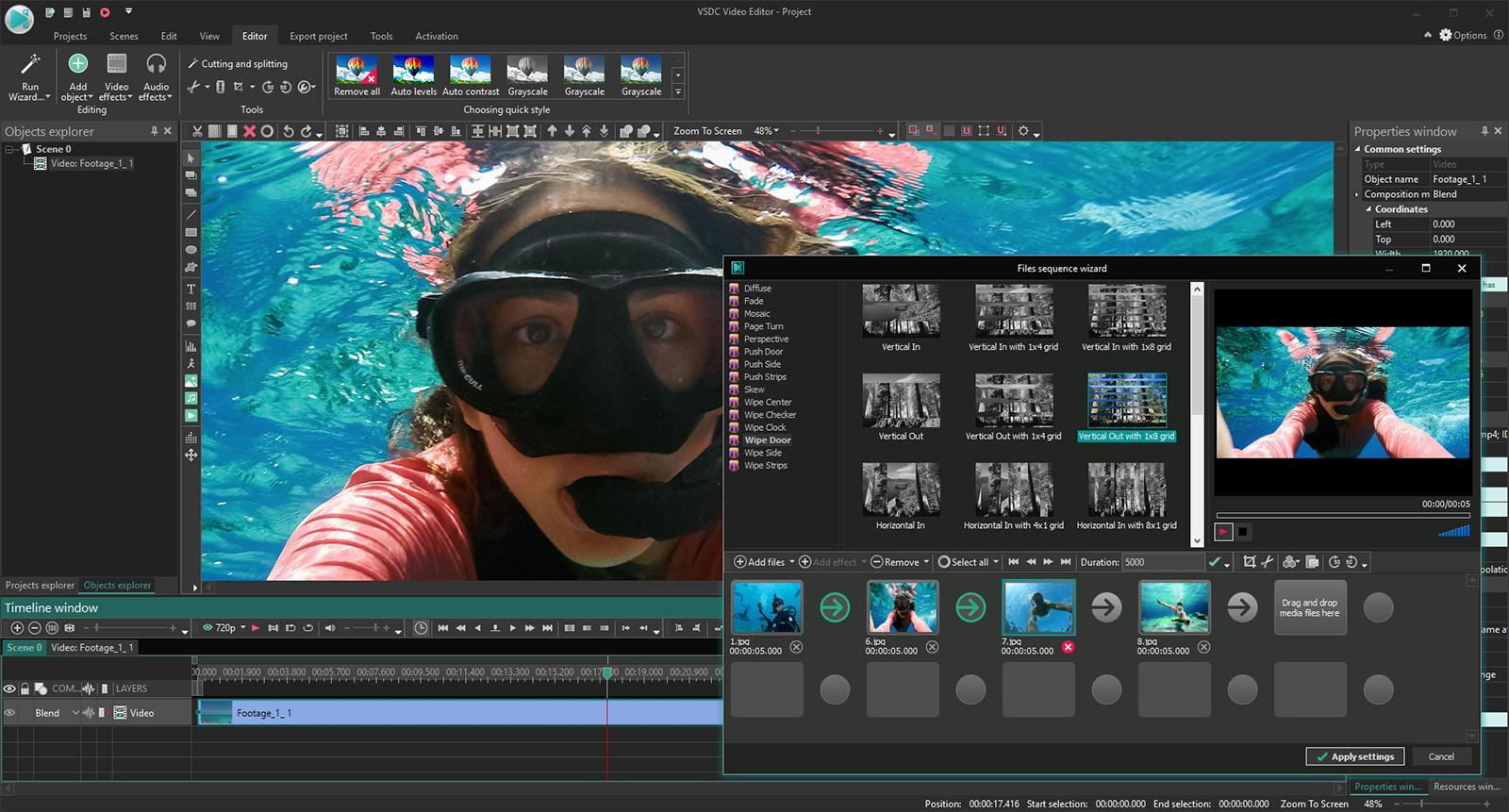 movie making and editing software free download