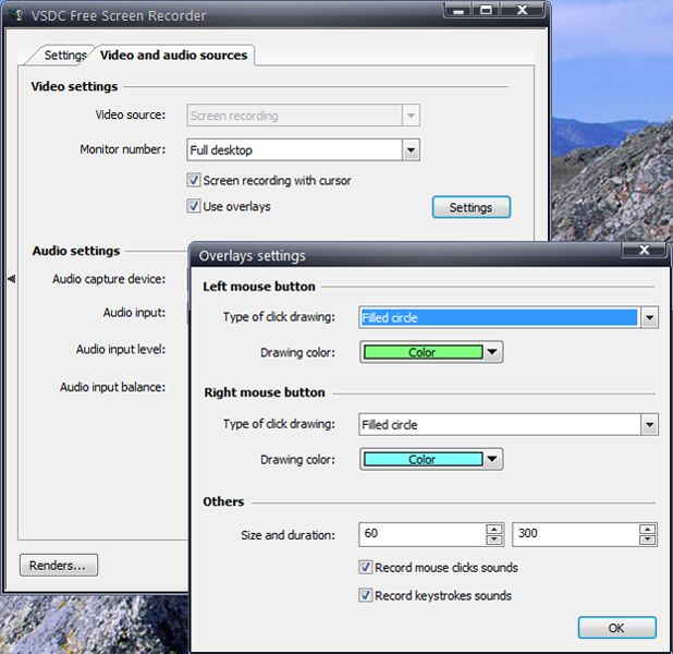 VSDC Free Screen Recorder