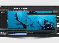 VSDC Free Video Editor :: video files editing